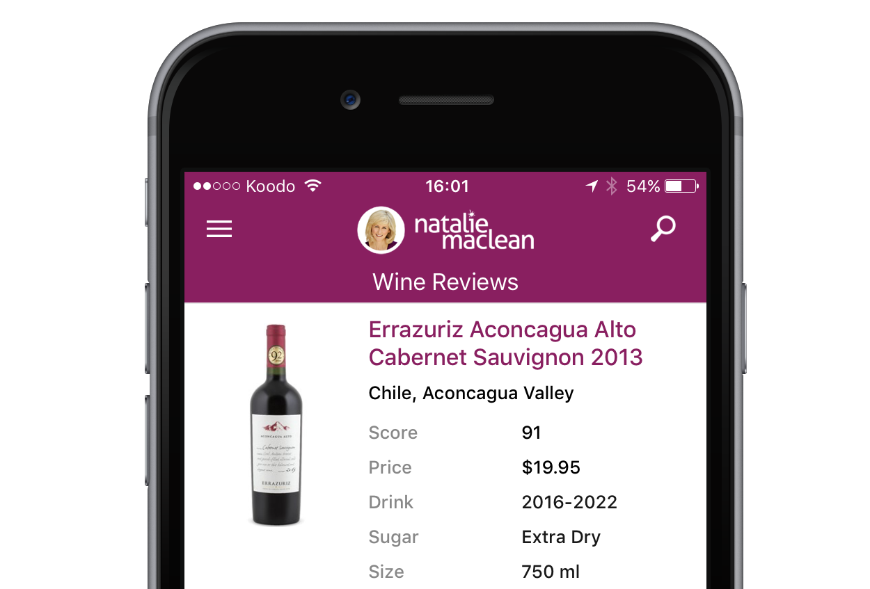Canada S First Wine Label Scanning App Makes Finding Great Wine A Snap